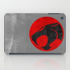 Thundercats (Super Minimalist series) iPad Case