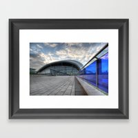 The Sage Framed Art Print
