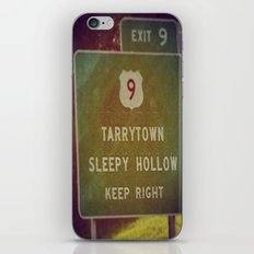 Sleepy Hollow iPhone & iPod Skin