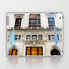 Tiffany's New York City Laptop & iPad Skin