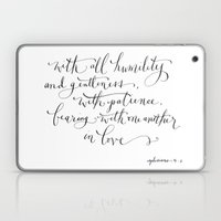 Bearing In Love Laptop & iPad Skin