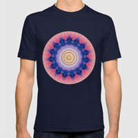 Circle Game Mens Fitted Tee Navy SMALL