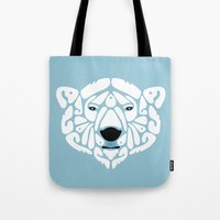 An Béar Bán (The White… Tote Bag