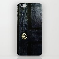 Doctor Who: Who Has The … iPhone & iPod Skin