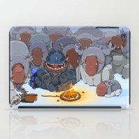 Happy Camper iPad Case