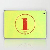 One 'Stamp' Laptop & iPad Skin