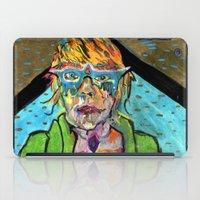 Uranium Girl iPad Case
