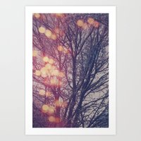 All The Pretty Lights (2… Art Print