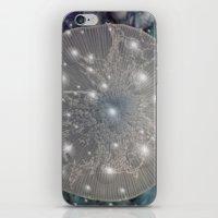 Magical Mushroom iPhone & iPod Skin
