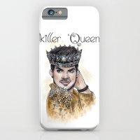 Killer Queen iPhone 6 Slim Case