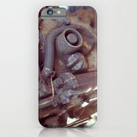iPhone & iPod Case featuring Engine by ys7ven