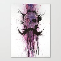 I've Lost More Than My Teeth Canvas Print