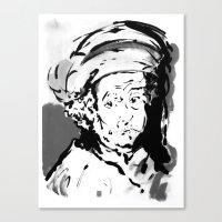 Rembrandt #2 Canvas Print