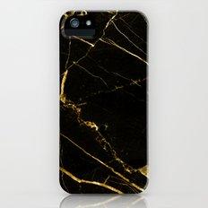 Black Beauty V2 #society6 #decor #buyart Slim Case iPhone (5, 5s)