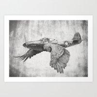 In Which It's A Bird. It… Art Print