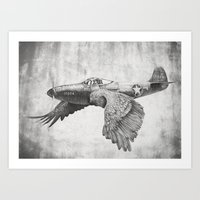 In Which It's A Bird. It… Art Print