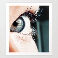 Eye 3 Art Print
