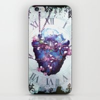 When Time Fades Away iPhone & iPod Skin