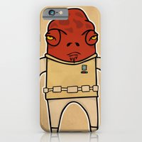iPhone & iPod Case featuring Akbar by thejrowe