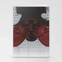 Jean-Michel Basquiat Stationery Cards