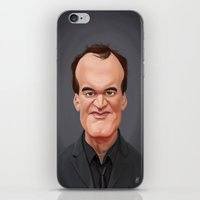 Celebrity Sunday ~ Quent… iPhone & iPod Skin