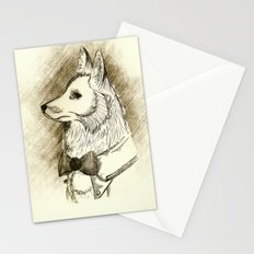 Fox Class Stationery Cards