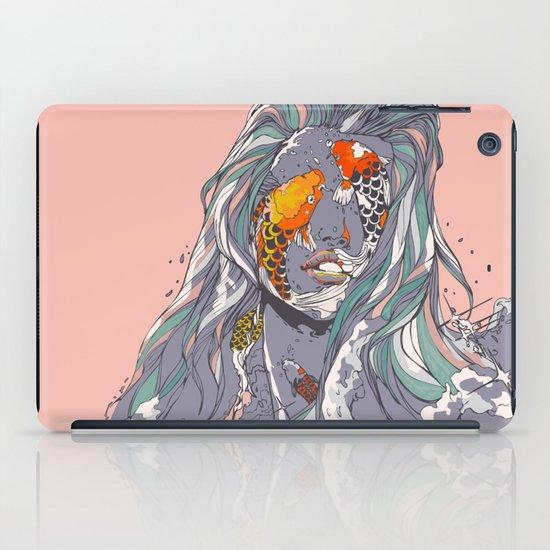 Koi and Raised iPad Case