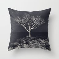 Branching Into The Stars Throw Pillow