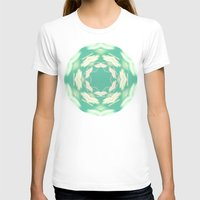 lights T-shirts featuring Lights by La Señora