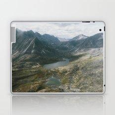 Mackenzie Mountains Laptop & iPad Skin