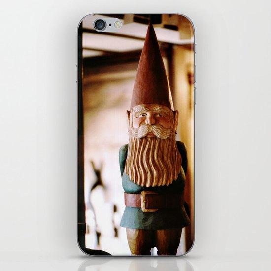 A Gnome  iPhone & iPod Skin