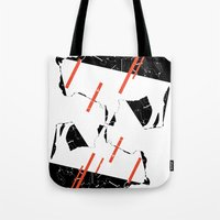 Buffalo Tandem Radar Tote Bag