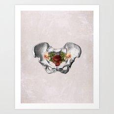 P&R Art Print