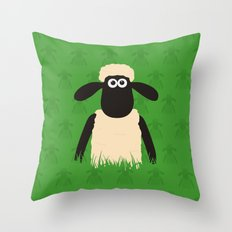 Shaun Throw Pillow