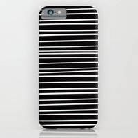 iPhone & iPod Case featuring Stripes by Priscila Peress