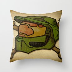 117 Throw Pillow