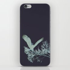 Night Eagle iPhone & iPod Skin