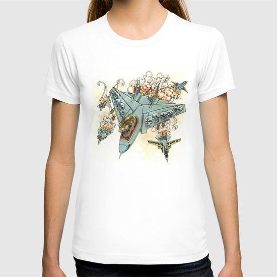Tyrannosquadron Rex! T-shirt