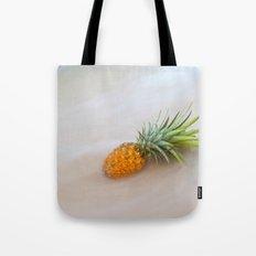 Island Style Pineapple  Tote Bag