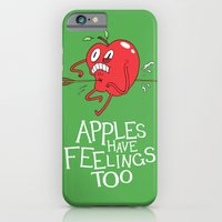 iPhone & iPod Case featuring Apple Shot by Pencil Bandit