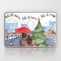 PNW Christmas Laptop & iPad Skin