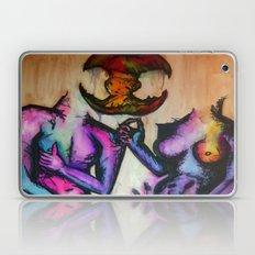 Adam and Eve Laptop & iPad Skin