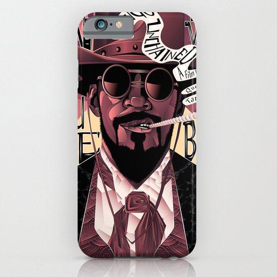 Django Poster iPhone & iPod Case