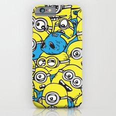 Crowded Minion Slim Case iPhone 6s