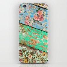 Rococo Style 3 iPhone & iPod Skin