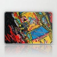 Car Wreck Laptop & iPad Skin