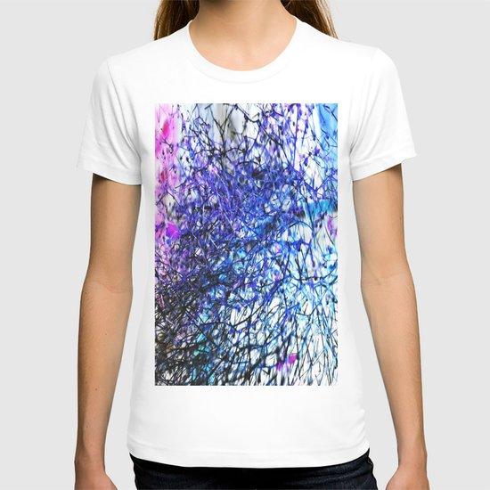 abstract   ss T-shirt