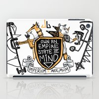 Imperial Mindset iPad Case