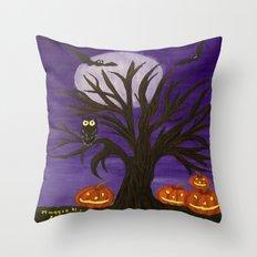 Halloween-2 Throw Pillow