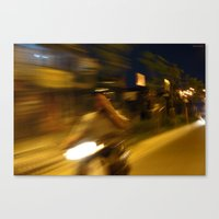 Zoomer Canvas Print